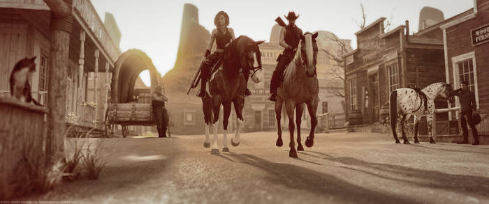Wild West - The Duo