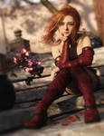 Promo Render - Arry for Genesis 8 Female