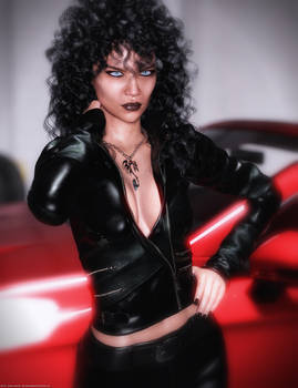Promo Render - Aimee for Genesis 8 Female