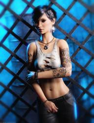 Promo Render - Sada for Genesis 8 Female by QuanticDementia