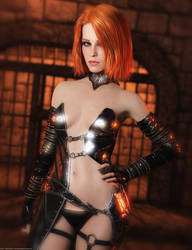 Promo Render - Emmeline Adult for Genesis 8 Female by QuanticDementia