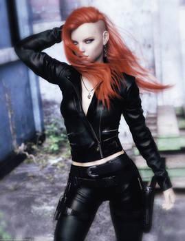 Promo Render - Kayla for G8F