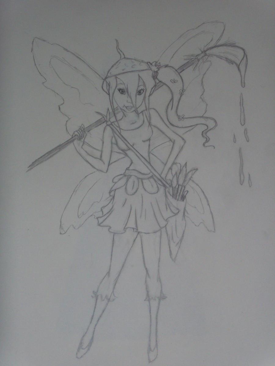 Bess- Disney Fairies by xitsveronikiox