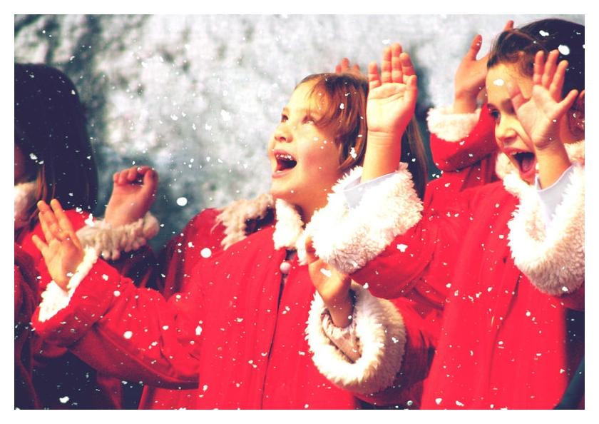 Let it snow by ideea