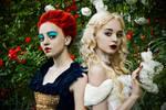 Queens of Wonderland