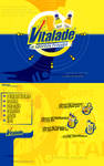 Vitalade page from 2000