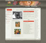 Ecsetmester website plan