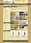 Champagne store siteplan