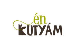 En-kutyam 'My dog' logo by floydworx