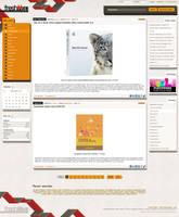 Freshwap site redesign v2 by floydworx