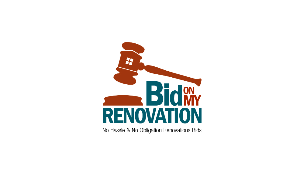 Bid on my renovation logo