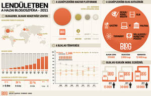 Momentum in the hungarian blog-scene infographics by floydworx