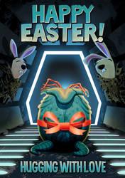 Alien easter egg