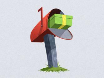 Mailbox by floydworx