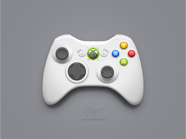 Xbox 360 controller