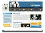 Security company homepage