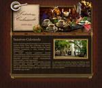 Sweet shop homepage