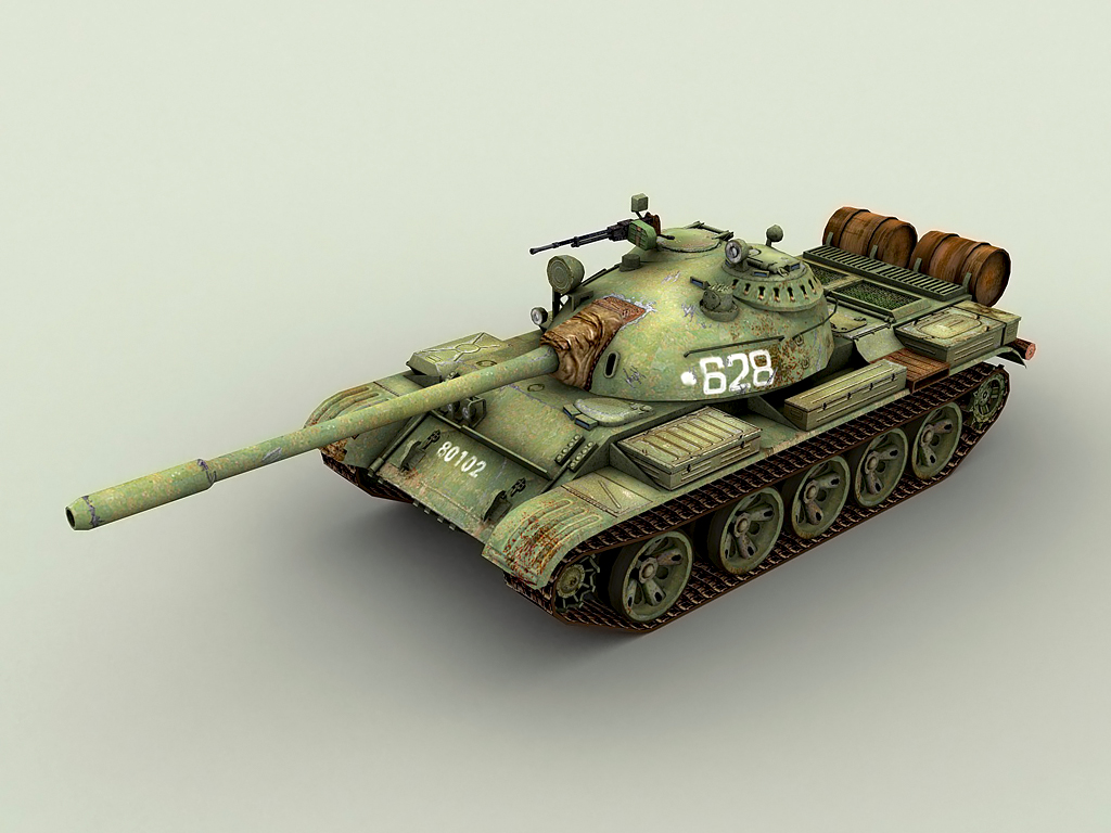 T55 for ingame anim by floydworx