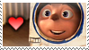 Little Gru Stamp by RainbowGrin