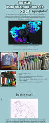 Traditional Colouring Tutorial by GreyRadian