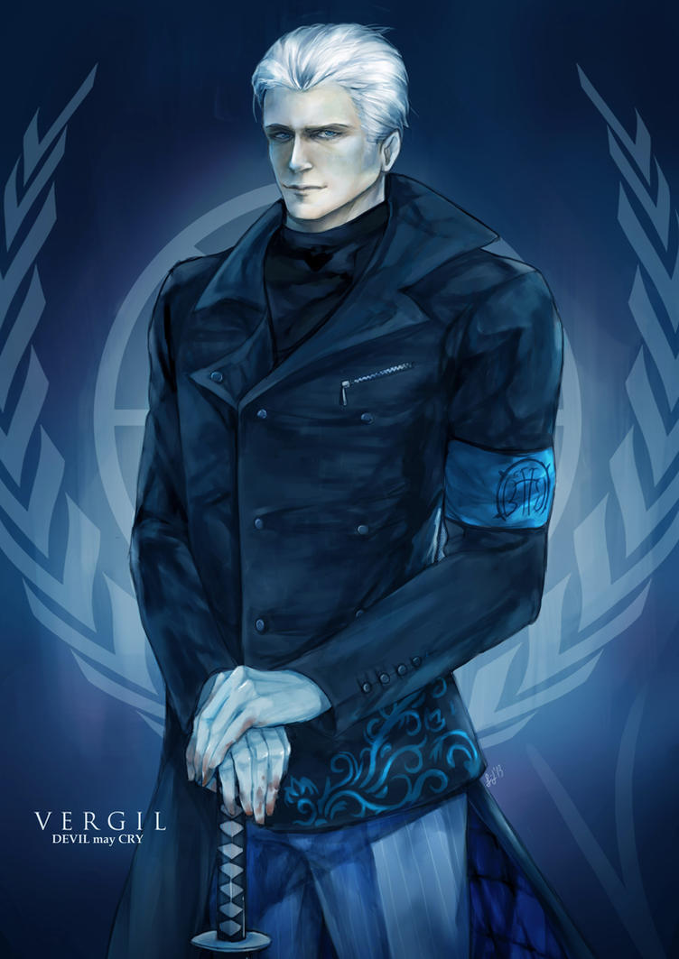 V for Vergil by GreyRadian
