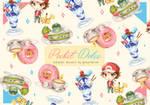 Pocket Dolce - Pokemon Desserts