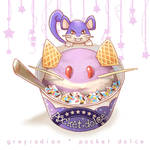 Pocket Dolce 6 - Rattata