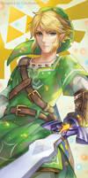 SHINY Legend of Zelda Bookmark