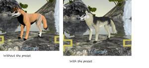 Totheark Preset for FeralHeart