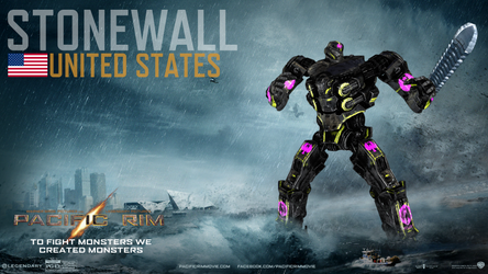 Stonewall(Jaeger Designer)