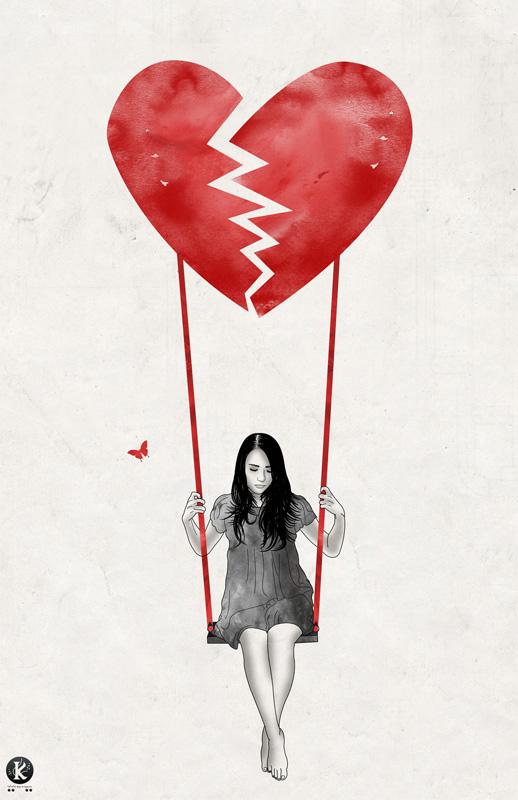 Broken Heart by Amarelle07 on DeviantArt