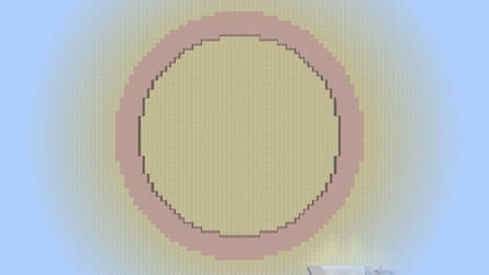 Minecraft Circle Generator- Radius 25, Thickness 5 by FirEmerald