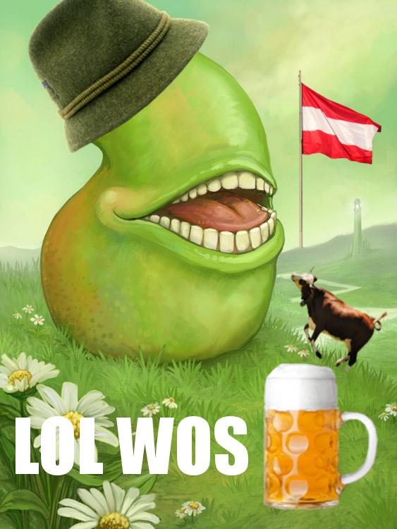 Lol Wut (Austrian Edition) by Stidl