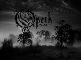 opeth wallpaper by gangstayoda