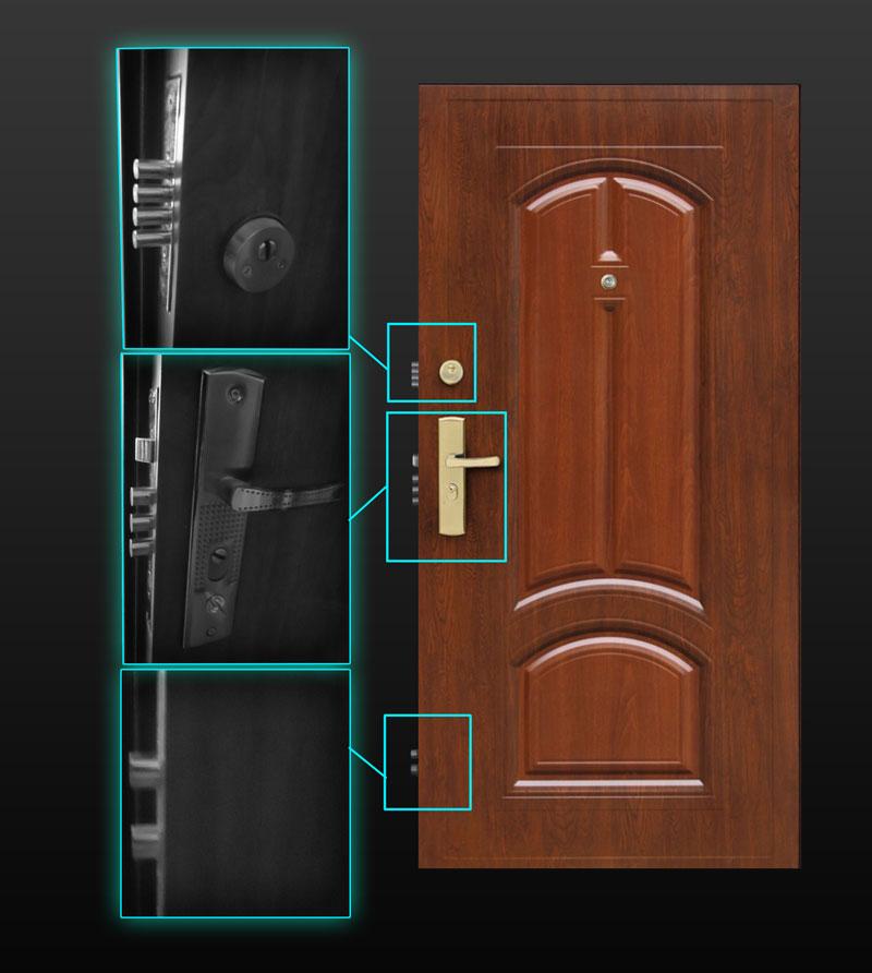 kellert r t r wohnungst r sicherheitst r mit zarge 1020mm. Black Bedroom Furniture Sets. Home Design Ideas