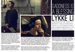 Lykke Li Editorial