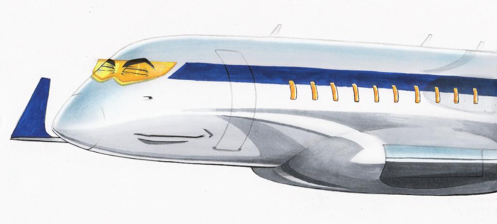 Siddeley[OLD FANART] by PKD-airline