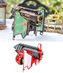 Luna Moth - Modded Boom Co gun