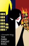 The Dark Knight Rises Poster Illustration