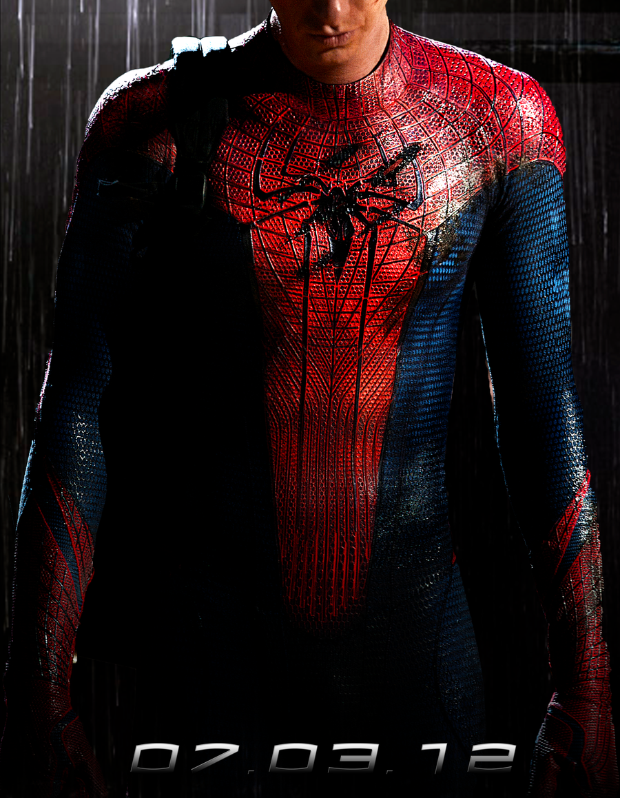 The Amazing Spider Man Movie Poster By BennyJayKay