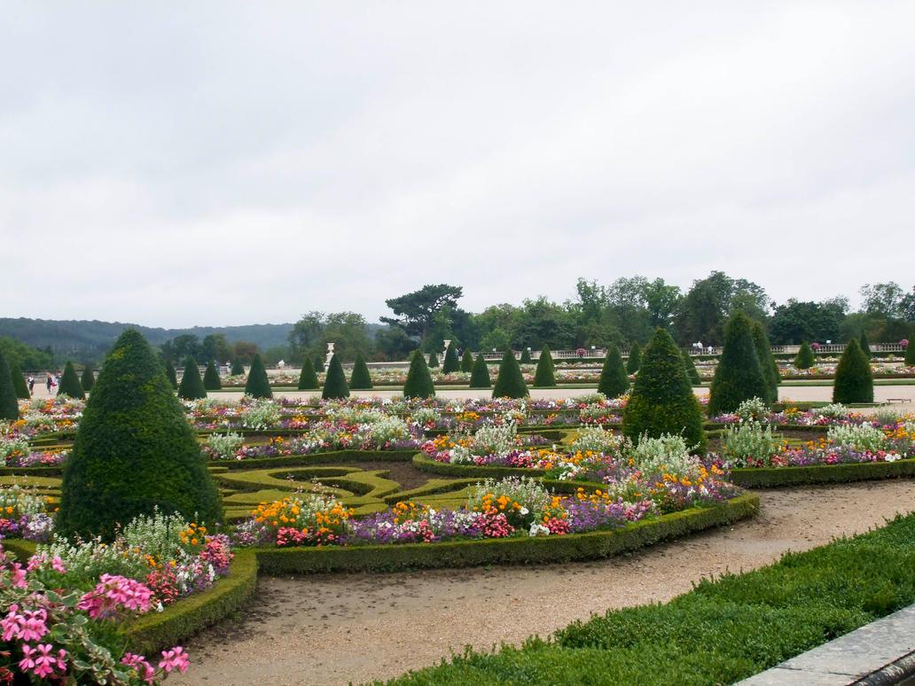 Jardins de versailles by alexandra1507 on deviantart for Jardin de versailles