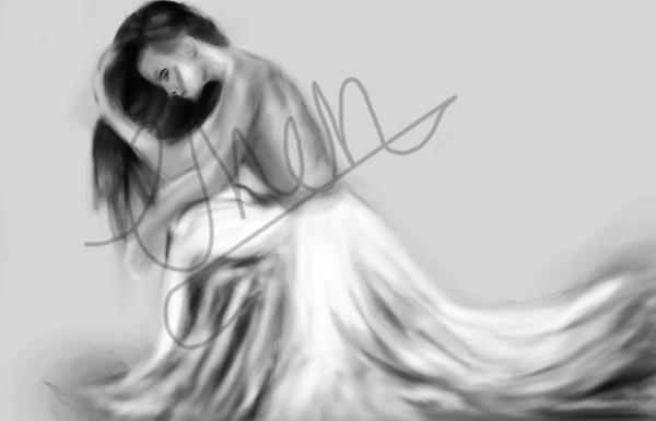 Girl by Ankori