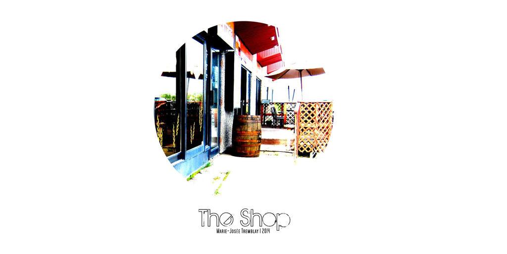 The Shop // Wallpaper by J0W3x