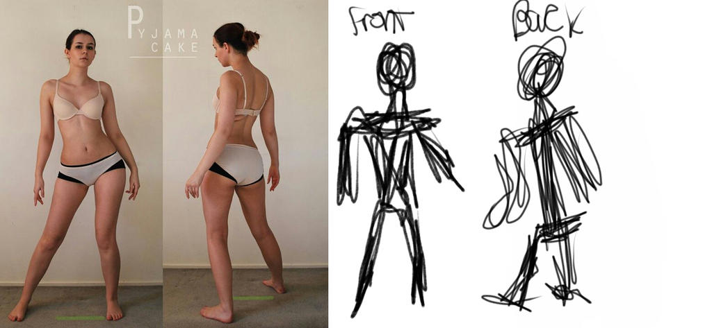 SketchThis no1: Gesture lvl 1 by J0W3x