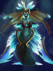 Naga Siren : Iceborn Trinity