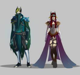 Elan and Endeva