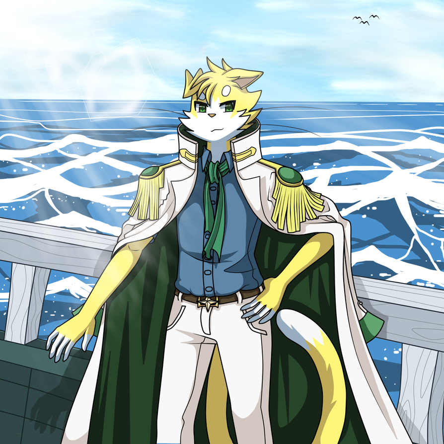 my littel borther is Naval admiral by Meow-Map-Cute