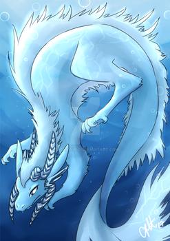 Water Dragon Glamour
