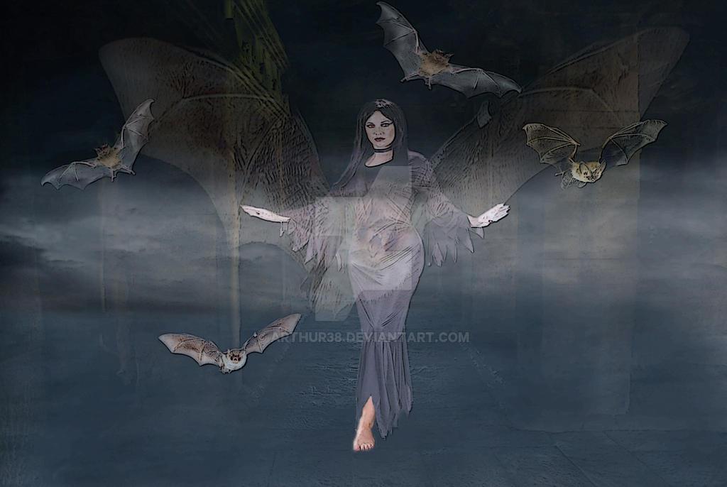 Vampire by ARTHUR38
