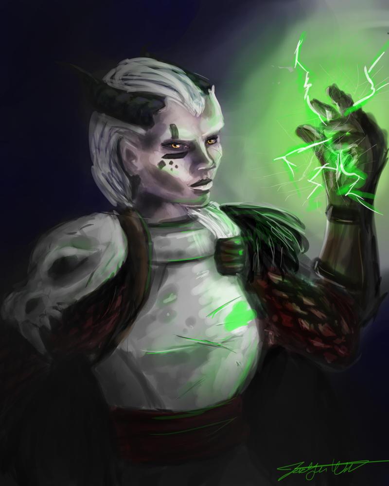 Inquisitor Adaar by random-syhn